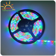 Submersible Flexible LED Strips, RGB Color Changing Flexible LED Strips