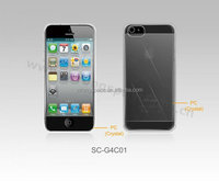 2015 newest hard plastic case for iphone 5 & 5s
