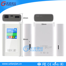 2016 New 4g mobile wifi device with low price