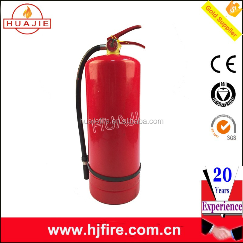 supplier of 9kg abc dry powder fire extinguisher