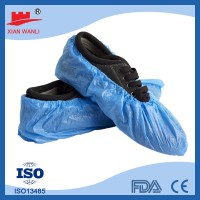 non-skid safety disposable shoe cover