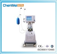medical equipment association award CE Approved hospital equipment medical Ventilator with humidifier
