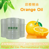 factory wholesale 100%pure essential oil of orange bulk with best price