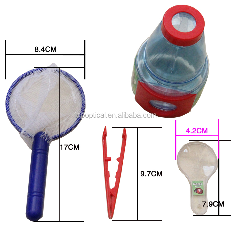 Early education toy for children insect catcher toys
