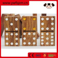 Wholesale High Quality Wooden Domino Game Box