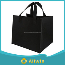 Wholesale big felt firewood carrying bag