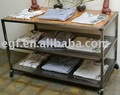 3 Tier Table / Three Tier Table / Tiered Display Table