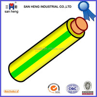 TS single core Cu /PVC Insulated BV Cable 450/750V for building and housing project