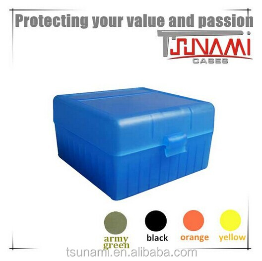 ammunition case manufacturing equipment rifle portable ammo box ammo case for ammo reloading equipment (TB-907)