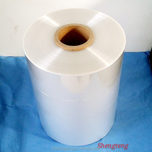 plastic wrap film polyolefin heat shrink film