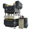 4 column 3000 ton hydraulic press steel door embossing machine