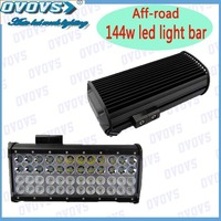Super bright 144w whelen led light bar for trucks 12V 24V