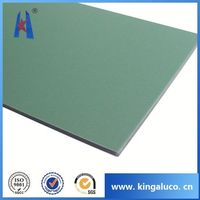 Megabond aluminum composite pnael fiberglass wall cladding decorative panels