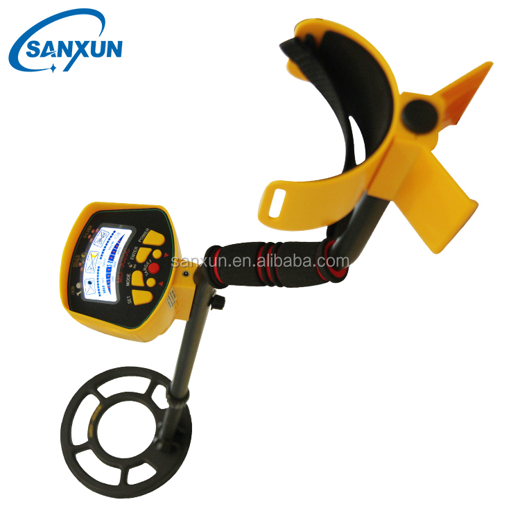 China Professional gold detecting device, underground gold nuggets detector