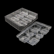 Plastic Electronic Blister Packaging Tray For Toys
