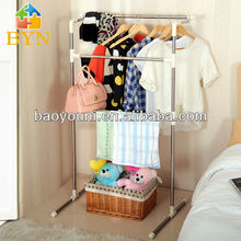 BYN balcony free standing clothes and towels diy drying racks TM90 S1