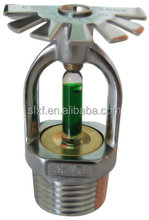 Good quality glass bulb fire sprinkler head for fire fighting equipments