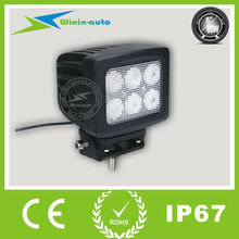 12v 60w auto led work light 10-30v 4x4 4wd led spot flood headlight 60w 90w led lights WI5601