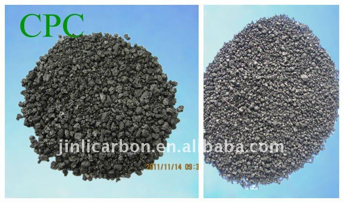 low price CPC/Calcined Petroleum Coke for metallurgy use