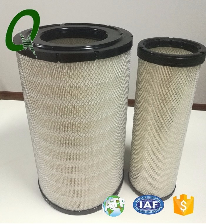 Tractor engine air filter P777868 P777869 for farm machine