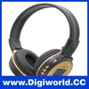 LCD Screen Headphone Wireless Headset MP3 Earphone FM Radio Supports SD/TF Card