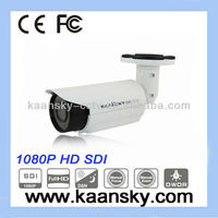 2013 new products hd 1080P SDI camera 5*42 ir security camera kamera