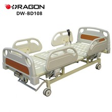 DW-BD108 Central Brakes Electric Emergency Hospital Bed for Sale