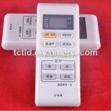 Easy to use OEM universal air conditioner remote control one for all A/C remote control for gree South America China factory