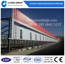 Building Material of Prefabricated Metallic Structures Warehouse