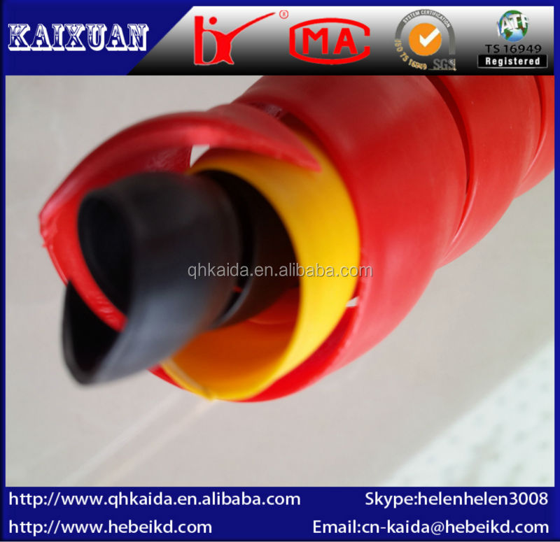 plastic spiral flexible cable protection conduit