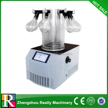 lyophilizer, Cheap laboratory bio medical vacuum freeze dryer with vacuum pump, freeze drying