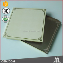 Made In China Different Types Of Ceiling Board Materials Mobile Home Ceiling Panel