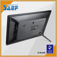 10.1'' LCD wall mounted android black Advertising table support Video Display Digital Signage player