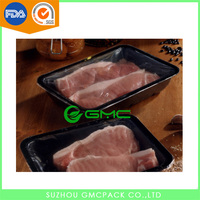 Plastic EVOH Food Tray For meat/fish