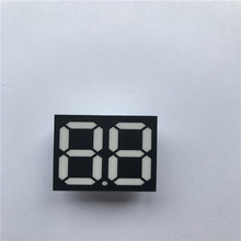 Three bytes 7 segment led display for indoors