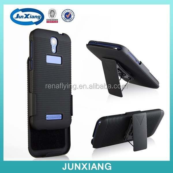combo holster case for alcatel one touch pop s7 7045