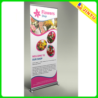 Luxury teardrop roll up banner, pull up banner, roll up banner size