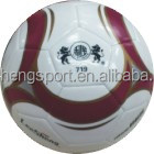 High wear resistance TPU leather cheap soccer ball