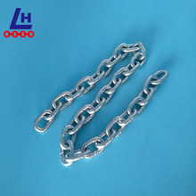 Welded ASTM80 G43 High Test Link Chain