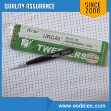ESD-259 ESD Series Exchanged tip Anti-static Stainless Tweezers