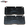 Chinese Spare Parts Truck Brake Pad WVA 29033 for Iveco