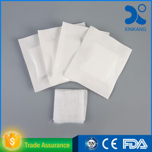 disposable non woven gauze swabs