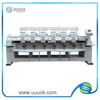 6 head dahao embroidery machine computer cards