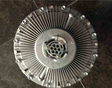 isuzu fan clutch