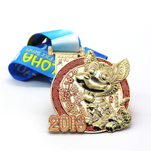 High quality cheap metal blank sports medal