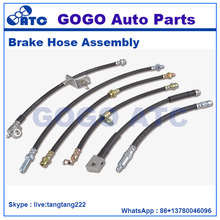 Auto hydraulic pressure brake Vacuum air pressure brake hose Assembly