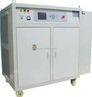AC variable dummy load bank for generator testing