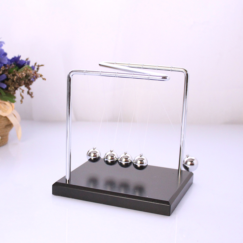 Type <strong>N</strong> Newton's cradle model set ideas promotional business gift