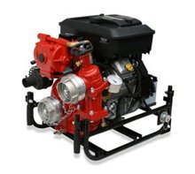 JOHSTADT FIRE FIGHTING PUMP TYPE ZL 500