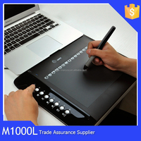 Ugee M1000l Graphics Tablet Drawing Pen Pad Digital Tablet